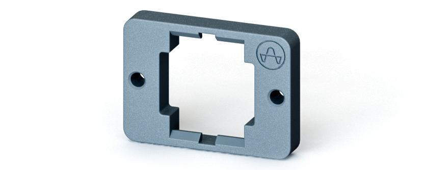 RJ45 - Y-CON - IP20LOCK - Holding Frame x 1 - Needed for IP20 Vibration Protection