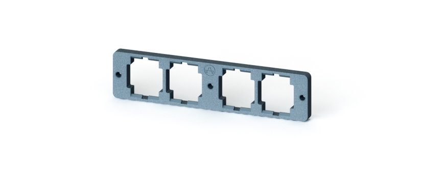 RJ45 - Y-CON - IP20LOCK - Holding Frame x 4 - Needed for IP20 Vibration Protection