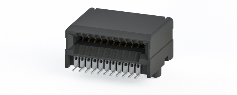 DSFP Host Connector