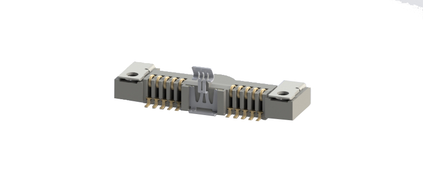 Power Connector - BECPOW - 10pins - AU flash plating